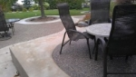 Rocky Top Concrete Patio
