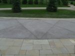Rocky Top Concrete Turnaround