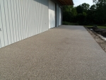 Rocky Top Concrete pad